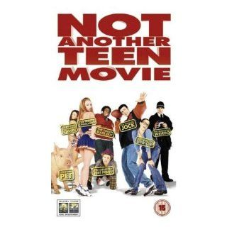 Not Another Teen Movie [VHS]: Chyler Leigh, Jaime Pressly, Chris Evans, Eric Christian Olsen, Mia Kirshner, Deon Richmond, Eric Jungmann, Ron Lester, Cody McMains, Sam Huntington, JoAnna Garcia Swisher, Lacey Chabert, Joel Gallen, Brad Luff, Buddy Johnson,