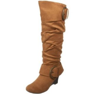 UNIONBAY Women's Ronnie Knee High Boot,Toast,6 M US: Shoes