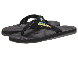 Scott Hawaii Manoa Mens Sandals (Black)