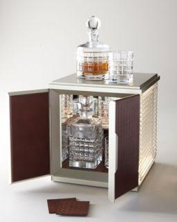 London Desktop Bar   Waterford Crystal
