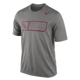 Nike Legend Training Day (Florida State) Mens T Shirt   Green