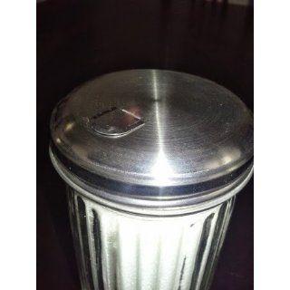 Anchor Hocking Flip Cap Glass Sugar Dispenser 12 Ounce Kitchen & Dining