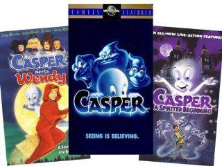 Casper Collection Casper, Casper A Spirited Beginning, Casper Meets Wendy Casper Movies & TV