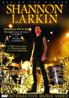 Behind the Player: Shannon Larkin: Shannon Larkin, Robbie Merrill, Leon Melas: Movies & TV