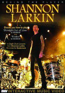 Behind the Player: Shannon Larkin: Shannon Larkin, Robbie Merrill, Leon Melas: Movies & TV