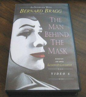 The Man Behind the Mask An Interview with Bernard Bragg   Video 6   VHS Video Bernard Bragg Movies & TV