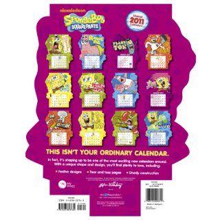 2011 SpongeBob SquarePants Wall Calendar Day Dream 9781423805762 Books