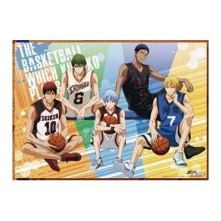 Basketball of Kuroko (anime pattern) A3 Mini Clear Poster [Tetsuya Kuroko, fire God Paramatman, Kise Ryota, green between Shintaro, Aomine Daiki] Fujimaki Tadatoshi (japan import) Toys & Games