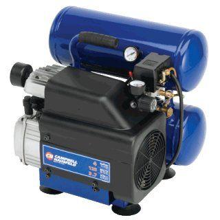 Campbell Hausfeld HL5402 4 Gallon Oil Lubricated Air Compressor   Hot Dog Tank Air Compressors