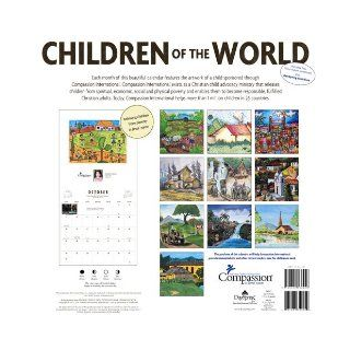 Compassion International Cause Related 2010 Wall Calendar DaySpring Cards / Garborg's 9781601166456 Books