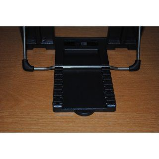 Black Adjustable Fold Up Tablet Stand and Holder Display with Multiple Viewing Angles  Works with Asus Transformer Pad Infinity TF700 , TF300 , Vivo Tab RT TF600 / Google Nexus 7 , 10 / Samsung Galaxy Note 10.1 / HP Slate 7 & More Computers & Acc
