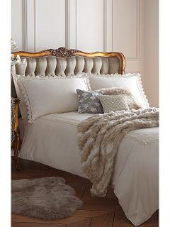Biba Edwardian lace bed linen by Biba Serena