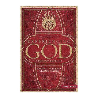 Experiencing God Knowing and Doing the Will of God, Student Edition (9781415826034) Henry T. Blackaby, Claude V. King Books
