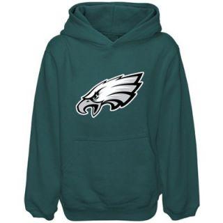 Philadelphia Eagles Preschool Green Primary Logo Hoodie Sweatshirt