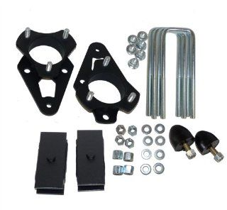 "Traxda 705060 3"" Front/1"" Rear Lift Kit: Automotive"