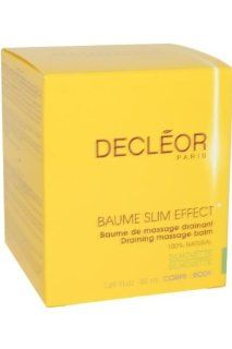 Decleor Baume Slim Effect Draining Body Massage Balm 50ml : Body Gels And Creams : Beauty