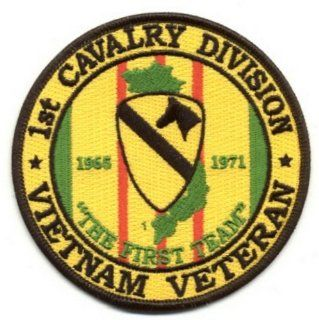 1st Cavalry Division Vietnam Veteran Patch: Everything Else