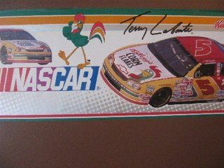 Nascar Terry Labonte Wallpaper Border NAS5