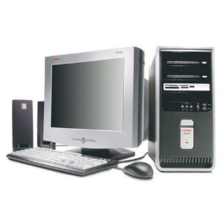 Compaq Presario SR1630NX Desktop PC (AMD Athlon 64 3500+ processor, 512 MB RAM, 200 GB Hard Drive, LightScribe Dbl Layer Drive) : Desktop Computers : Computers & Accessories