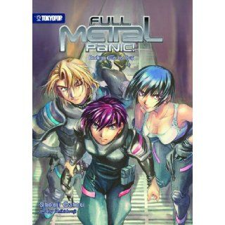 Full Metal Panic! (novel) Volume 4: Ending Day by Day    Part 1 7 Conclusion (Full Metal Panic! (Novels)): Shouji Gatou, Shikidouji: 9781427802460: Books