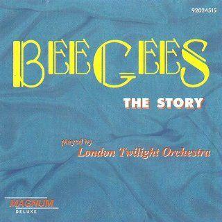 Orchester Versionen der gro�en bekannten Bee Gees Hits   ideal als Filmvertonung oder f�r Tanzschulen, Hochzeits DJs etc. (CD Album vom Londoner Zwielicht Orchester, 16 Titel) Staying Alive / Too Much Heaven / You Win Again / Jive Talking / Grease / Massac