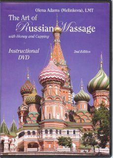 The Art of Russian Massage Therapy: Olena Adams, Ancelyn Avila, Et Al: Movies & TV