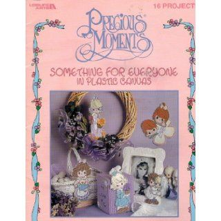Precious Moments, Something for Everyone in Plastic Canvas, 16 Projects (Leisure Arts #1873): unknown: Books