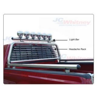 Go Industries Headache Rack Light Bar