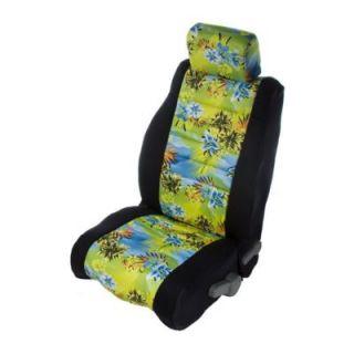 Wet Okole Jeep Hawaiian Print Design Neoprene Seat Covers