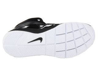 Nike Kids Team Hustle D 6 (Little Kid) Black/White/Black