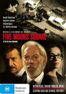 Five Moons Square [Region 4]: Donald Sutherland, Giancarlo Giannini, Stefania Rocca, F. Murray Abraham, Greg Wise, Nicola Di Pinto, Philippe Leroy, Aisha Cerami, Federica Martinelli, Pino Calabrese, Renzo Martinelli, CategoryCultFilms, CategoryItaly, Categ