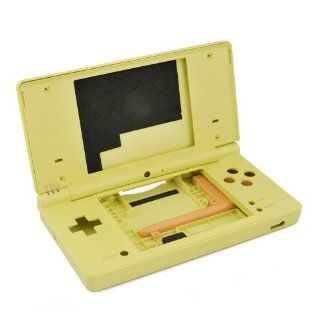 Yellow Nintendo NDSI DSI NDS DSI Complete Full Housing Shell Case Replacement Repair Fix Video Games