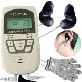 Neuropathy Treatment System Medicomat 10A Conductive Gloves for Relief of Peripheral Neuropathy Diabetic Neuropathy Poly Neuropathy Nerve Pain. Therapy glove suitable for the following conditions: arthritis of the hand, joint afflictions, rheumatic syndrom