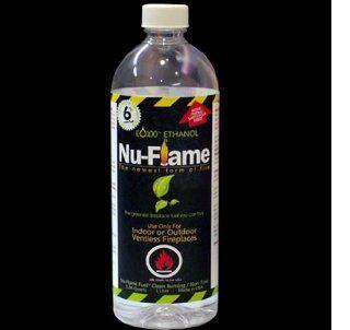 Nu Flame Bio Ethanol Fireplace Fuel 6 Pack   Ceiling Pendant Fixtures