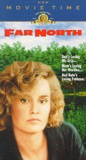 Far North [VHS]: Jessica Lange, Charles Durning, Tess Harper, Donald Moffat, Ann Wedgeworth, Patricia Arquette, Nina Draxten, Tim Hanrahan, Pearl Fuller, Mary Russell, Sandra Iverson, Sarah Gramse, Robbie Greenberg, Sam Shepard, Bill Yahraus, Carolyn Pfeif