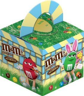 M&M's Chocolate Candies Gift Box, Milk Chocolate, 1.5 Ounce Packages (Pack of 12)  Chocolate Assortments And Samplers  Grocery & Gourmet Food