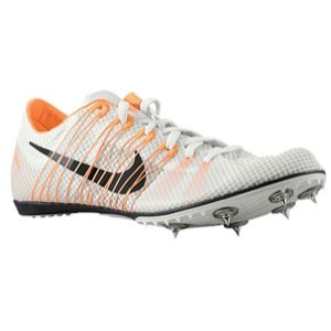 Nike Zoom Victory 2   Mens   Track & Field   Shoes   Summit White/Black/Atomic Orange