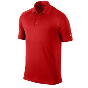 Nike Victory Golf Polo   Mens   Golf   Clothing   University Red