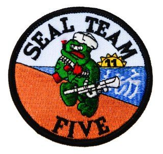 """US Navy Seal Team 5 Five 3"""" patch"""
