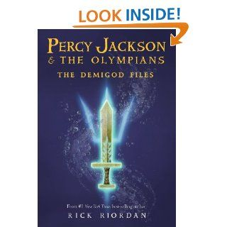 Percy Jackson: The Demigod Files (A Percy Jackson and the Olympians Guide) eBook: Rick Riordan: Kindle Store