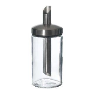 DOLD / potion Sugar Shaker / clear glass / stainless steel [IKEA] IKEA (90137070) (japan import)