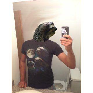 3 sloth moon shirt uk