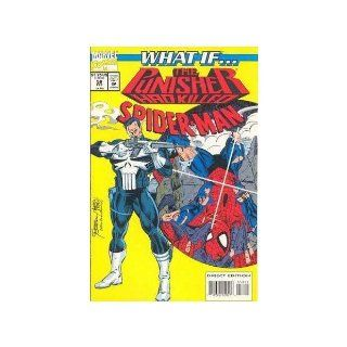 "What If? Vol.2 #58 ""What Ifthe Punisher Had Killed Spider man?"": DIXON: Books"