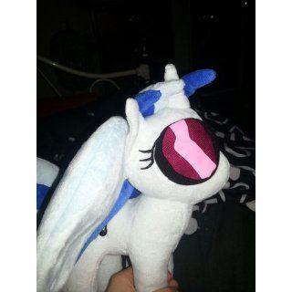 Custom My Little Pony Friendship Is Magic Dj Pon 3 Vinyl Scratch Plush Toy Toys & Games