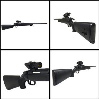 Double Eagle M50p Bolt Action Spring Airsoft M50 Sniper Rifle FPS 450 : Sports & Outdoors