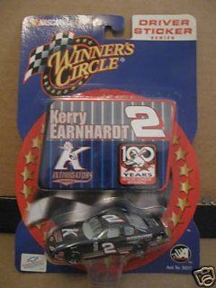 Kerry Earnhardt #2 Kannapolis Intimidators Minor League Baseball Paint Scheme Monte Carlo 1/64 Scale Diecast Dale Sr Had Ownership in Kannapolis Intimidators: Toys & Games