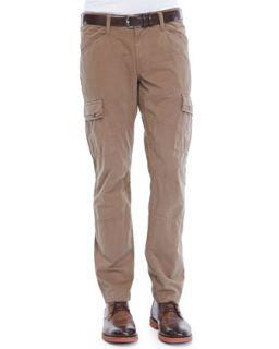 Mens Trooper Russet Pants, Russet   J Brand Jeans   Russet (34)