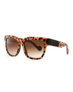 Opulence Leopard Print Sunglasses   Anna Karin Karlsson   Leopard