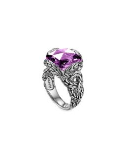 Batu Chain Amethyst Ring, Medium   John Hardy   Amethyst (7)