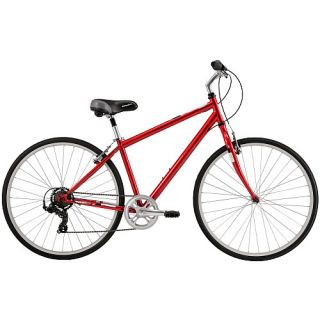 Diamondback Kalamar Mens Hybrid Bike (700c Wheels)   Size Large, Red (02 14
